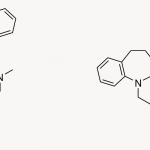 Imipramine-chemical-structure