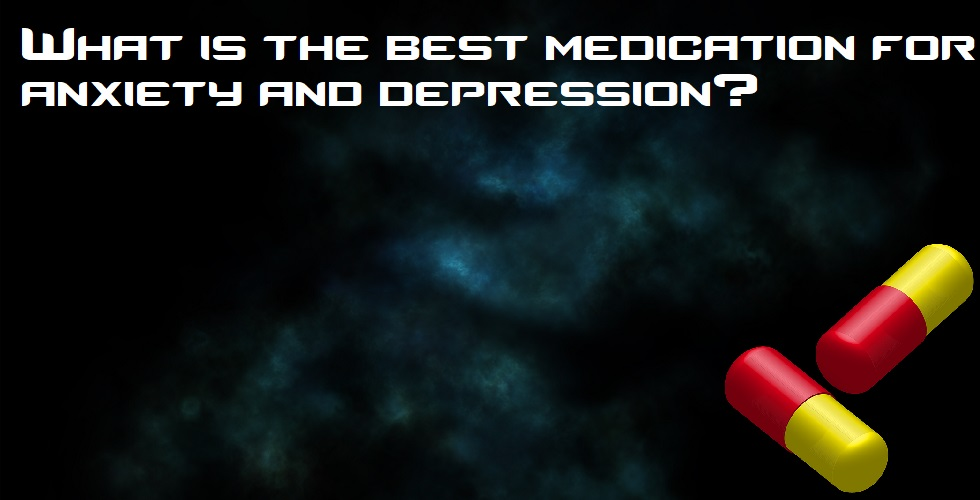 DNA Test Finds the Best Anxiety & Depression Medication for