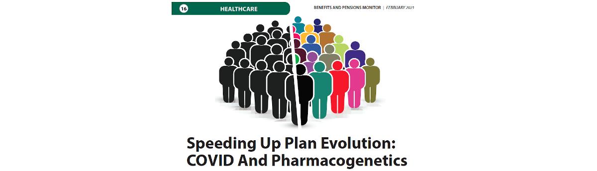 Speeding Up Plan Evolution: COVID and Pharmacogenetics